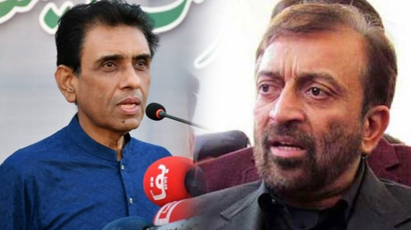 Khalid Maqbool to convince Farooq Sattar to reconsider his resignation from the Rabita Committee