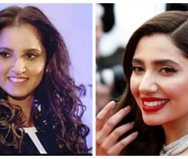 Sania Mirza and Mahira Khan pour love for one another on Twitter