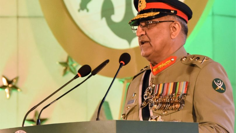 COAS Bajwa uplifts spirits of Kakul cadets, upholds virtues of honor, integrity and devotions