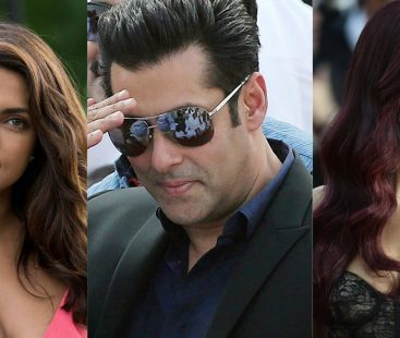 Here's why Salman is disappointed with Priyanka Chopra, Katrina shows up as a saviour
