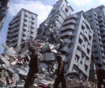 Ecuador: an earthquake of magnitude 6.2 shakes the center of the country