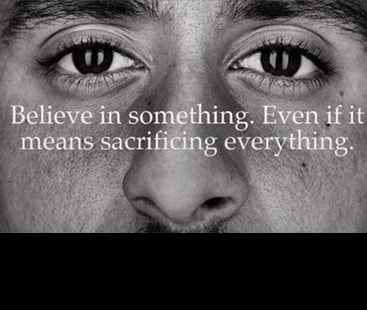 Colin Kaepernick and Nike: Meet the most controversial American sportsman of the moment