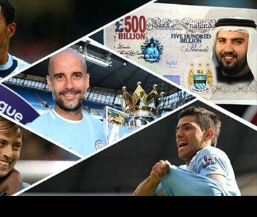 4 amazing facts about the transformation of Manchester City, the richest football club in the world that 10 years ago could not pay their bills