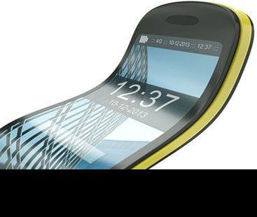 """What are """"flexible cell phones"""" and why telephony giants compete for them"""