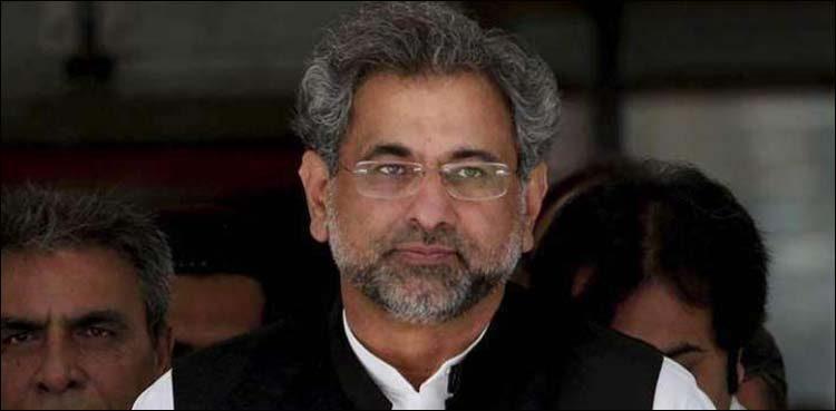 NAB arrests Shahid Khaqan Abbasi