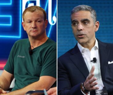 Facebook exec David Marcus and WhatsApp founder Brian Acton's get into a barrage of irate arguments