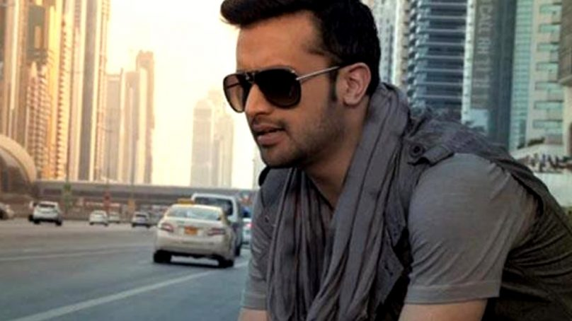 Chief Justice of Pakistan accepts Atif Aslam's cheque of Rs.2.5mn for dam construction