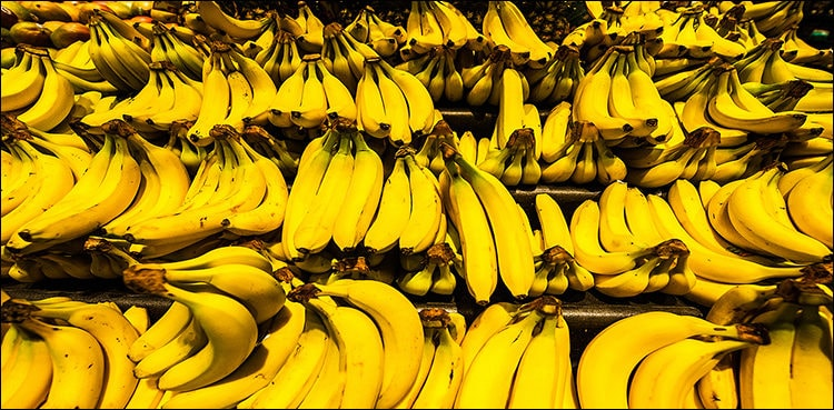 Bananas donated to a prison in Texas turned out to have cocaine hidden inside the cartons