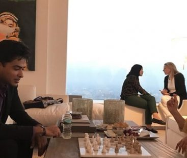 Shehzad Roy was all praises for Malala, extols her learning skills – 'Chess Master' in making?