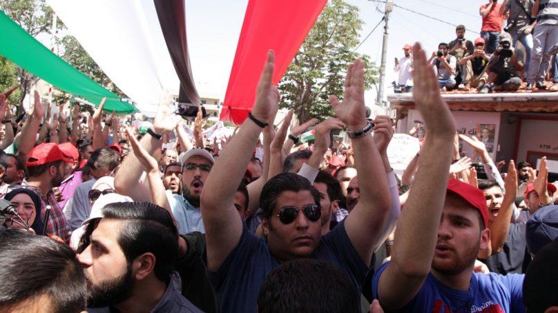 Middle East: USA proposed Jordanian-Palestinian confederation