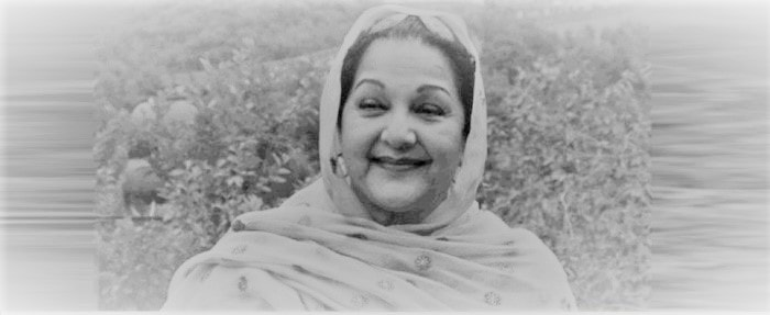 Begum Kulsoom Nawaz: Life in pictures; A living memory