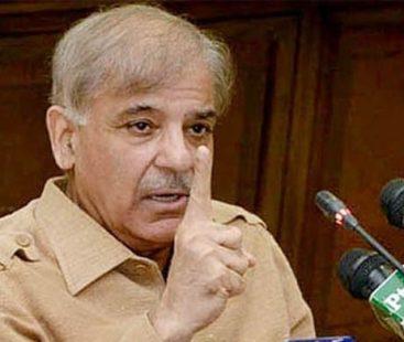 PTI government trying to undermine Pak-China partnership: Shehbaz