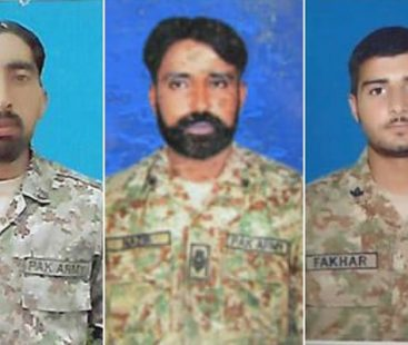 IBO: 4 terrorists killed, and 3 soldiers martyred