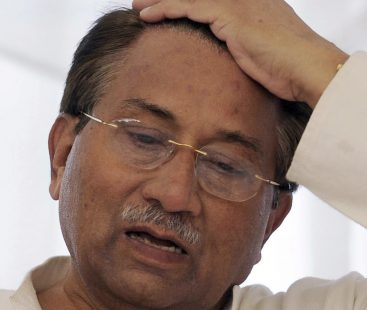 Musharraf's treason case: Court proceedings to be held regularly 9th October onwards