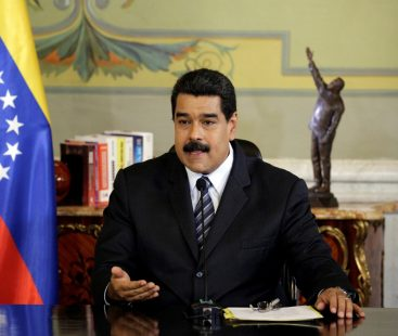 China expresses confidence in Venezuelan situation at the visit of Nicolás Maduro