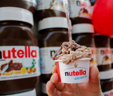A call for chocoholics: Nutella hunting for 60 taste testers