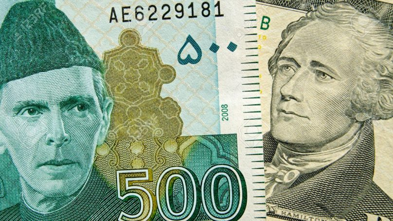 Dollar decreases slightly against Rupee