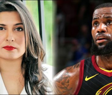 Sharmeen Obaid teams up with LeBron James for an upcoming movie that is set to grace TV screens next month