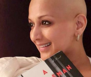 Indian Politician falsely tweets about Sonali Bendre's death, meets immense criticism