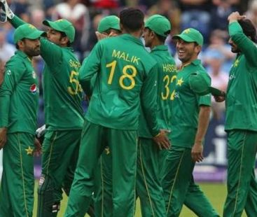 Pakistan's cricket squad departs to Dubai for Asia Cup today