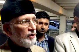 Dr. Tahirul Qadri urges PM Khan to honor his 'Naya Pakistan' promise