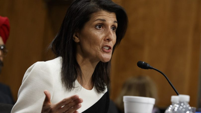 Nikki Haley: the surprise resignation of the United States ambassador to the UN