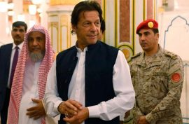 PM Imran Khan to visit KSA on 23rd October