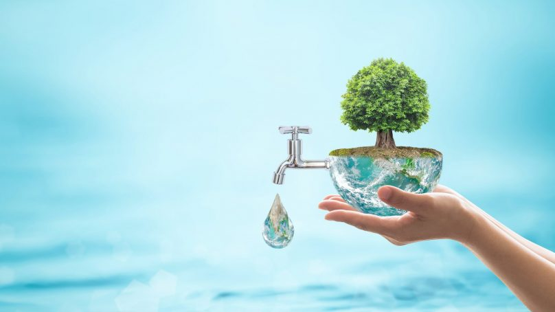 4 practices to conserve water