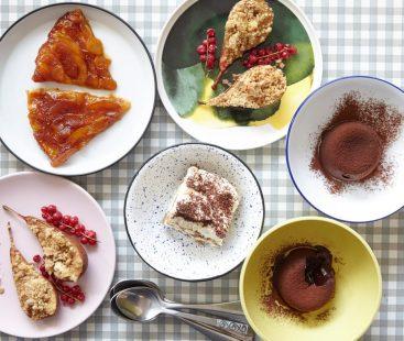 10-minute dessert recipes