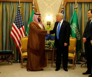 I told Saudi king he wouldn't last without US support: Trump