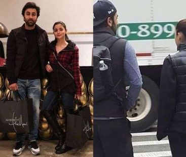 Alia, Ranbir: Bae and Beau spotted together in NY