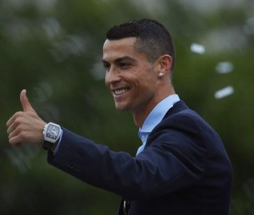 Real Madrid says it will sue Portuguese newspaper over Ronaldo 'rape' saga report and fabrications