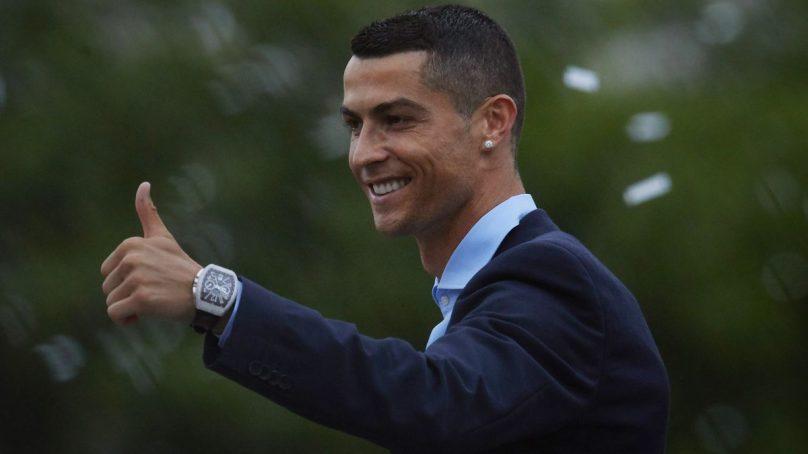 Real Madrid says it will sue Portuguese newspaper over Ronaldo 'rape' saga report and fabrications