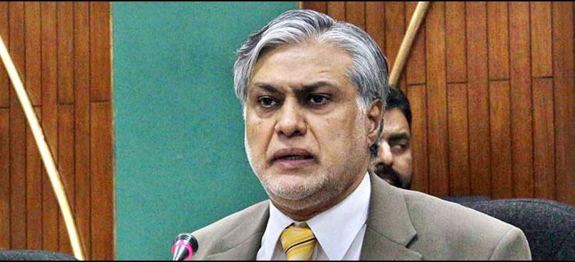 Court orders NAB to auction Ishaq Dar's assets and properties
