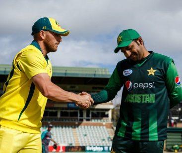 Finch to captain Australia against Pakistan T20s in Dubai