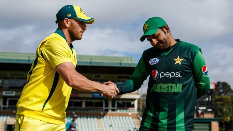 Finch to captain Australia against Pakistan T20s in Dubai