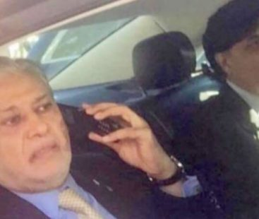 PML-N leader Chaudhry Nisar calls former finance minister Ishaq Dar in London to discuss political situations