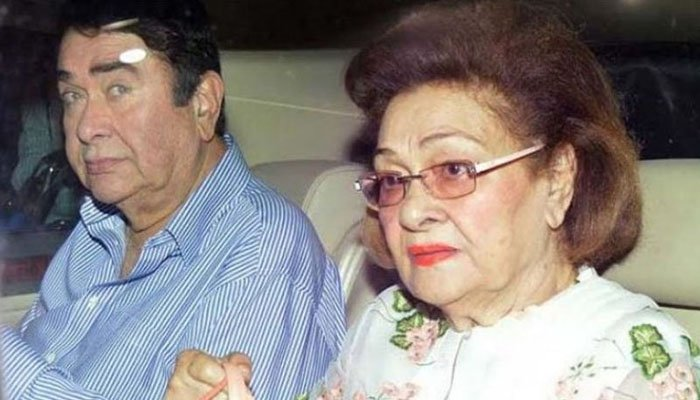 Raj Kapoor's wife Krishna Raj Kapoor expires after suffering a cardiac arrest, Bollywood celebs mourn
