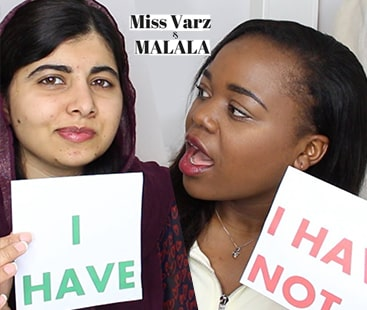 Malala Yousufzai's response to 'Never Have I Ever' video with friend woos fans across the globe