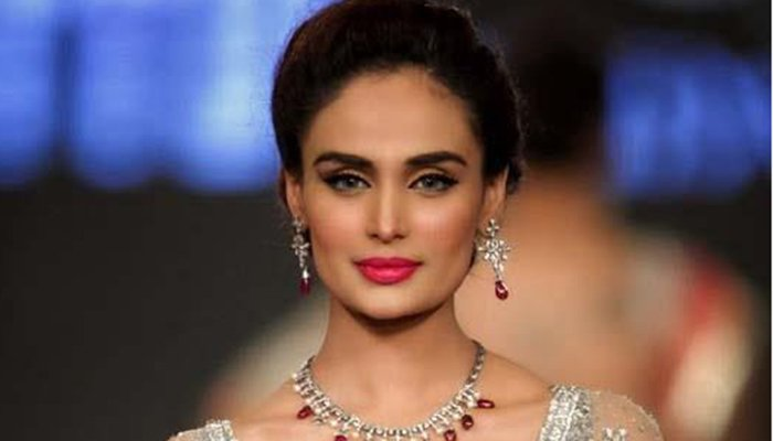 Mother-to-be Supermodel Mehreen Syed expresses gratitude for the massive outpour of love and support as she slipped on the ramp