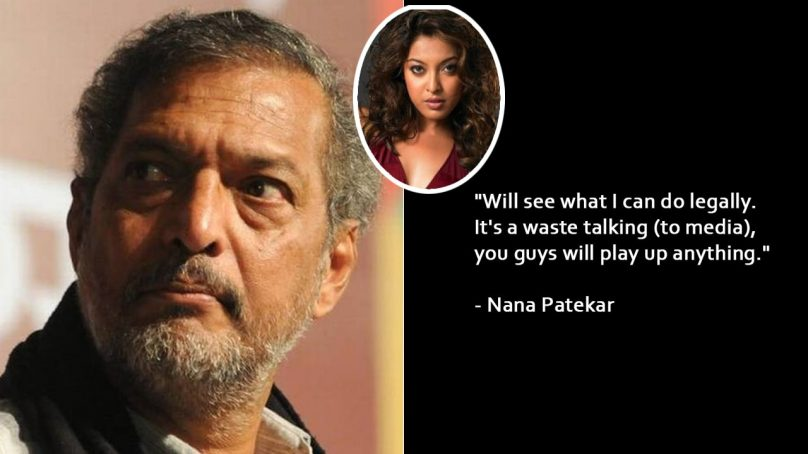 """Tanushree Dutta receives legal notice from her foe; """"This is the price you pay for speaking out against harassment, humiliation and injustice in India"""""""