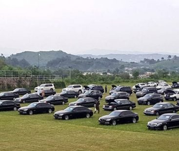 Premier Imran Khan to auction off the remaining 49 vehicles at 11:00am today
