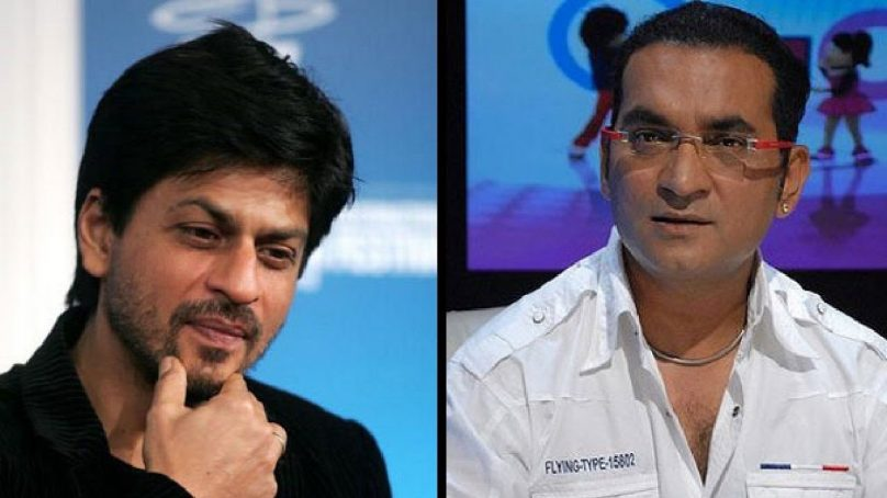 "Abhijeet Bhatacharya insults SRK; ""He was a rockstar till I sang for him, he then came down to 'Lungi Dance'"""