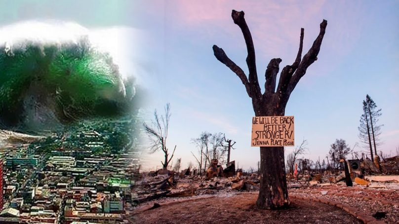 2018 is officially the year of Natural Disasters (Rava Special Report)