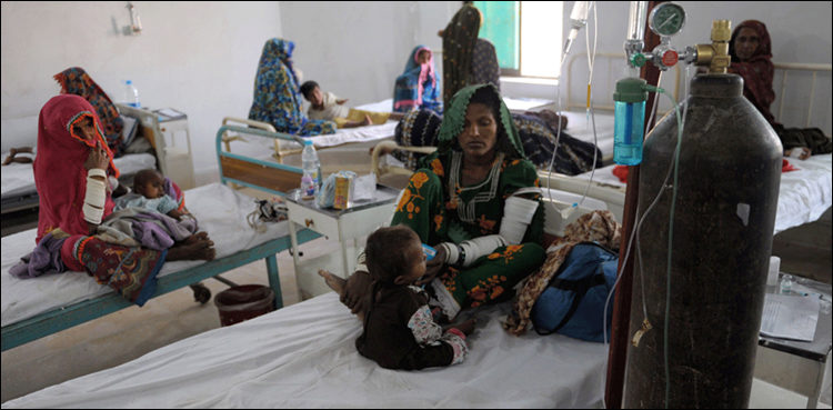 Death toll in Tharparkar hits 40 in the last month due to malnutrition and poor health facilities
