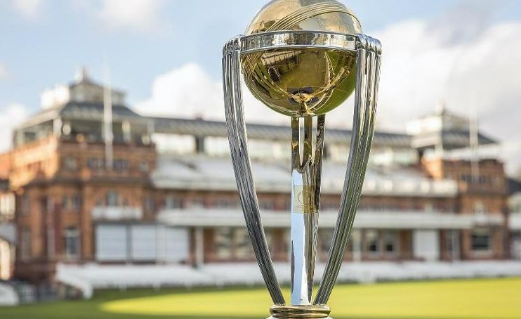 The World Cup Trophy tour starts today
