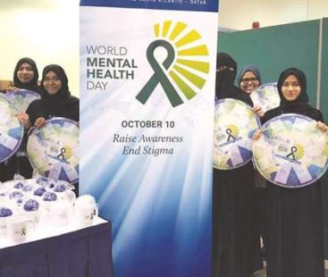CNA-Q promotes World Mental Health Day and calls for awareness
