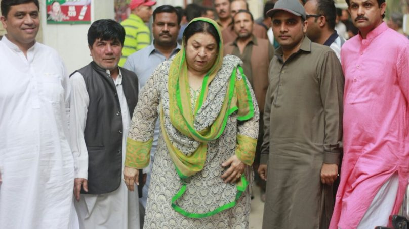 Yasmin Rashid: KP Health Model to be revised in the light of medical institutions