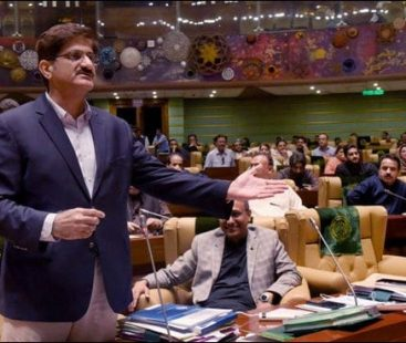 Financial reforms underway, Sindh Assembly passes Rs8 trillion budget for 9 months