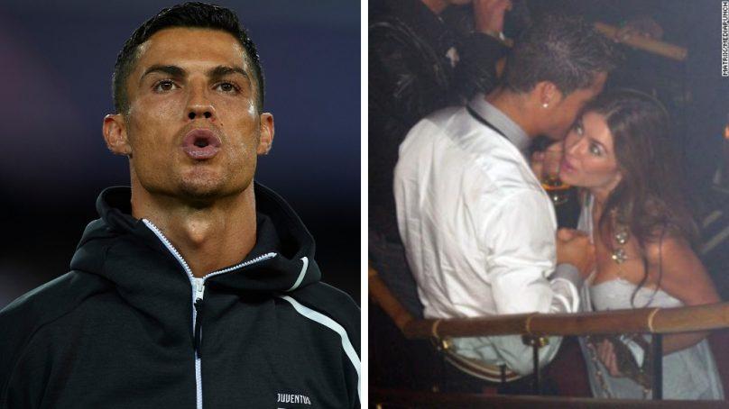 "Cristiano Ronaldo ""vehemently denies"" the rape accusations made by Kathryn Mayorga"